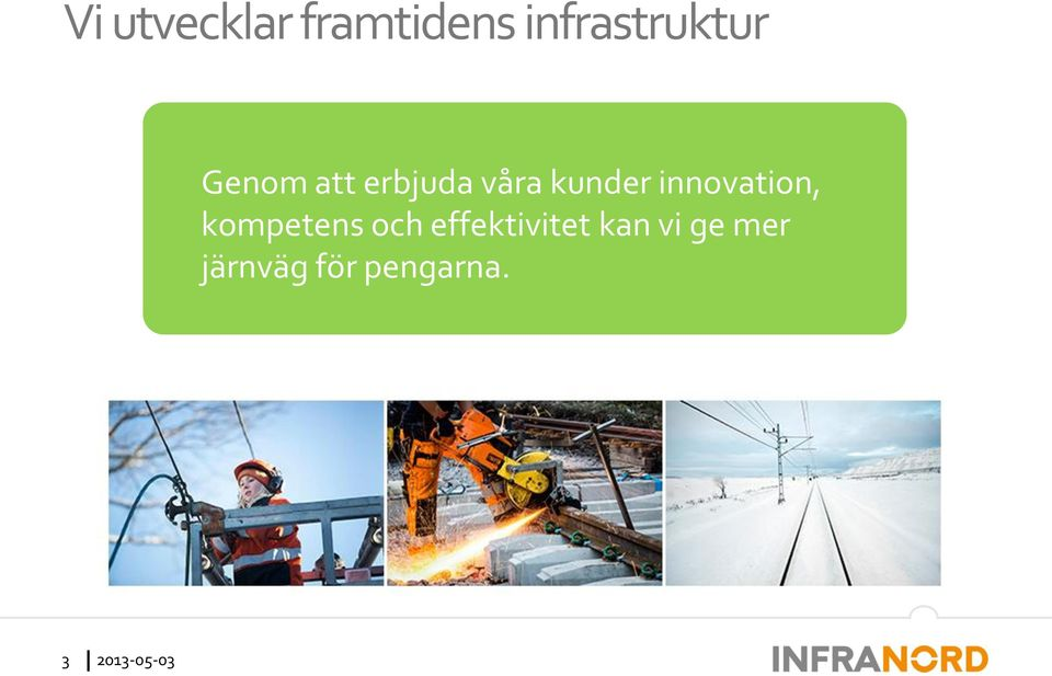 innovation, kompetens och effektivitet