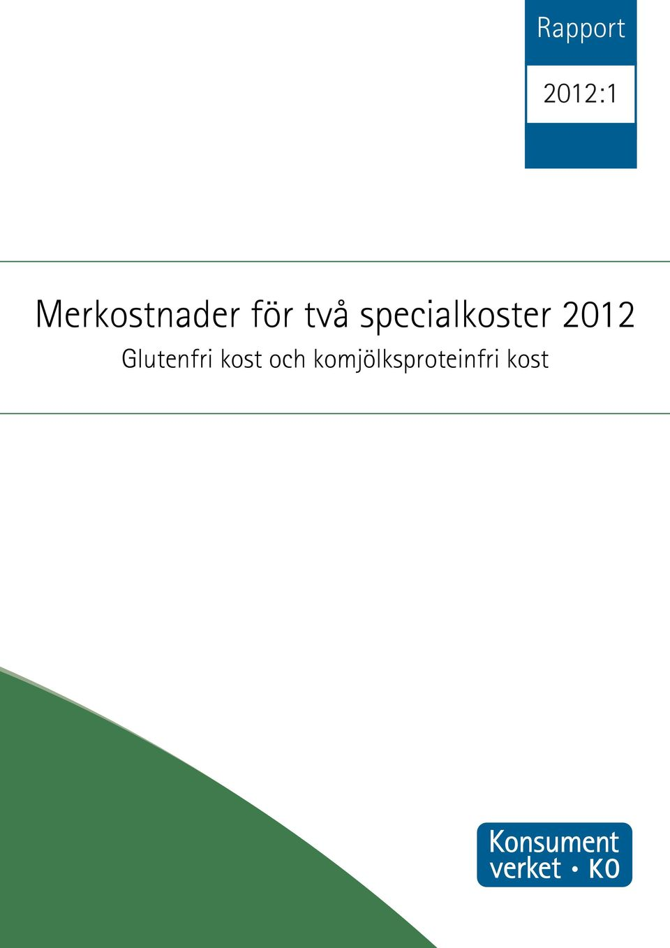 specialkoster 2012