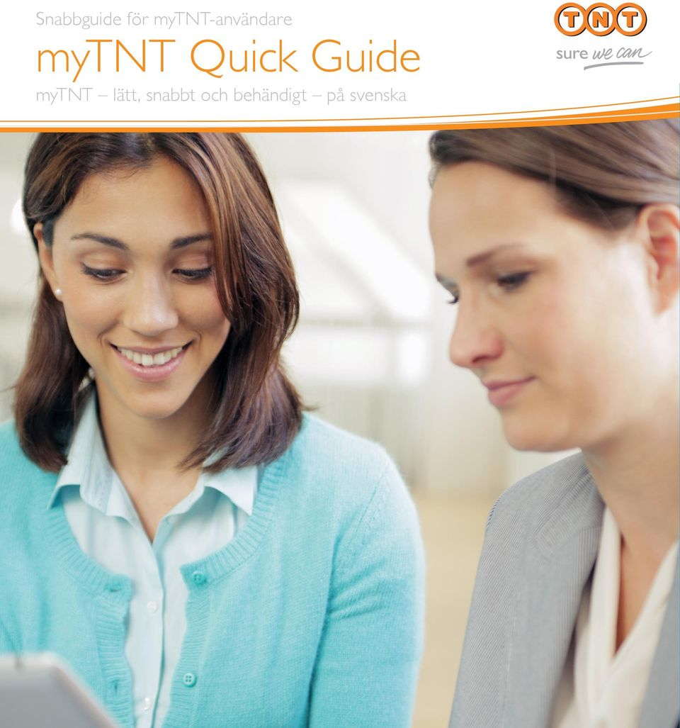 Quick Guide mytnt