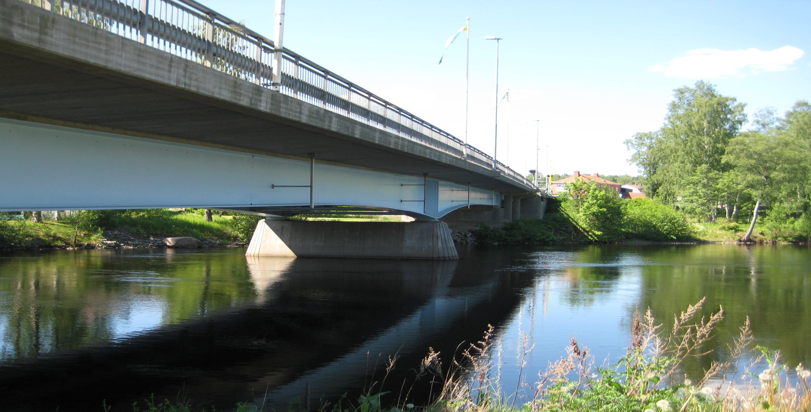 Modern steel bridges
