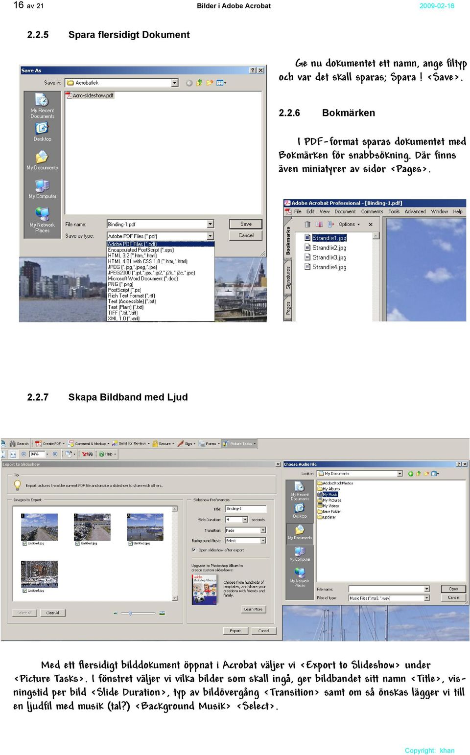 acrobat export pdf page to another pdf