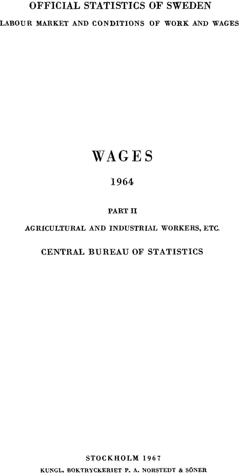 AGRICULTURAL AND INDUSTRIAL WORKERS, ETC.