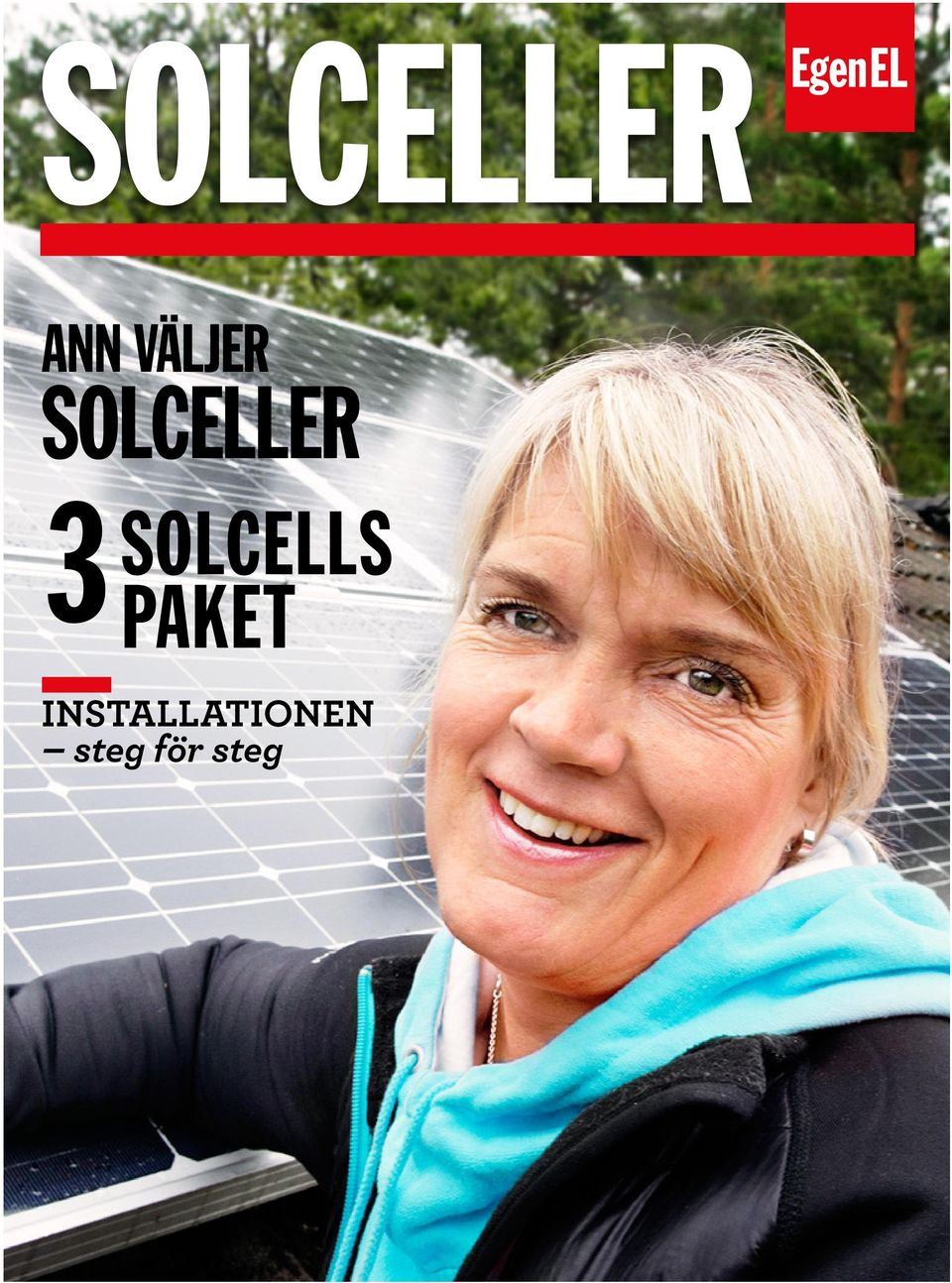 Solcells paket