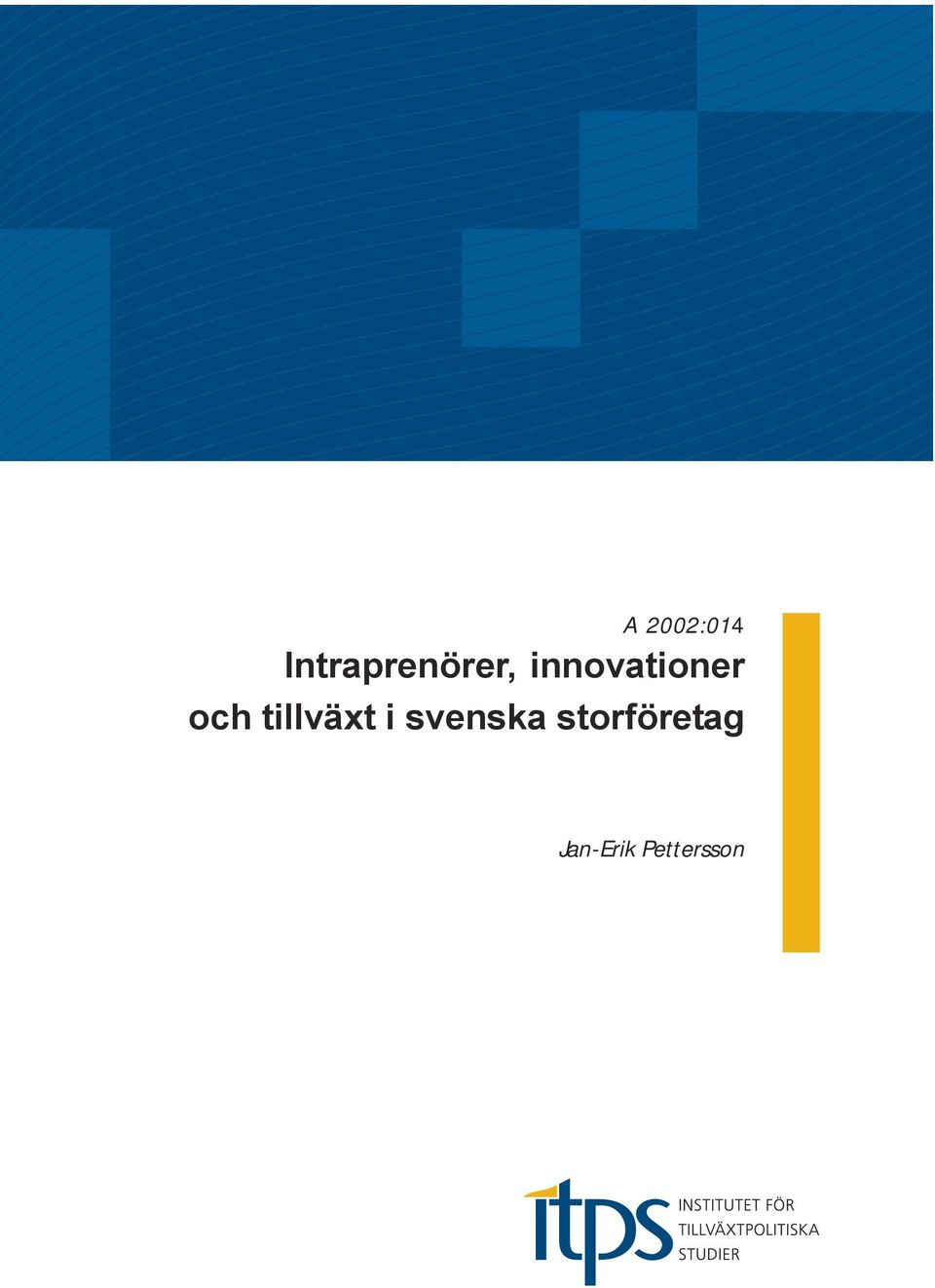 innovationer och
