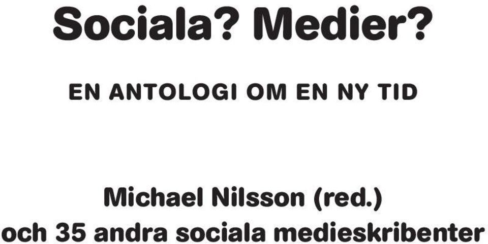 Michael Nilsson (red.