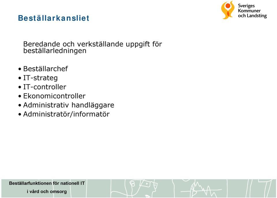 IT-strateg IT-controller Ekonomicontroller