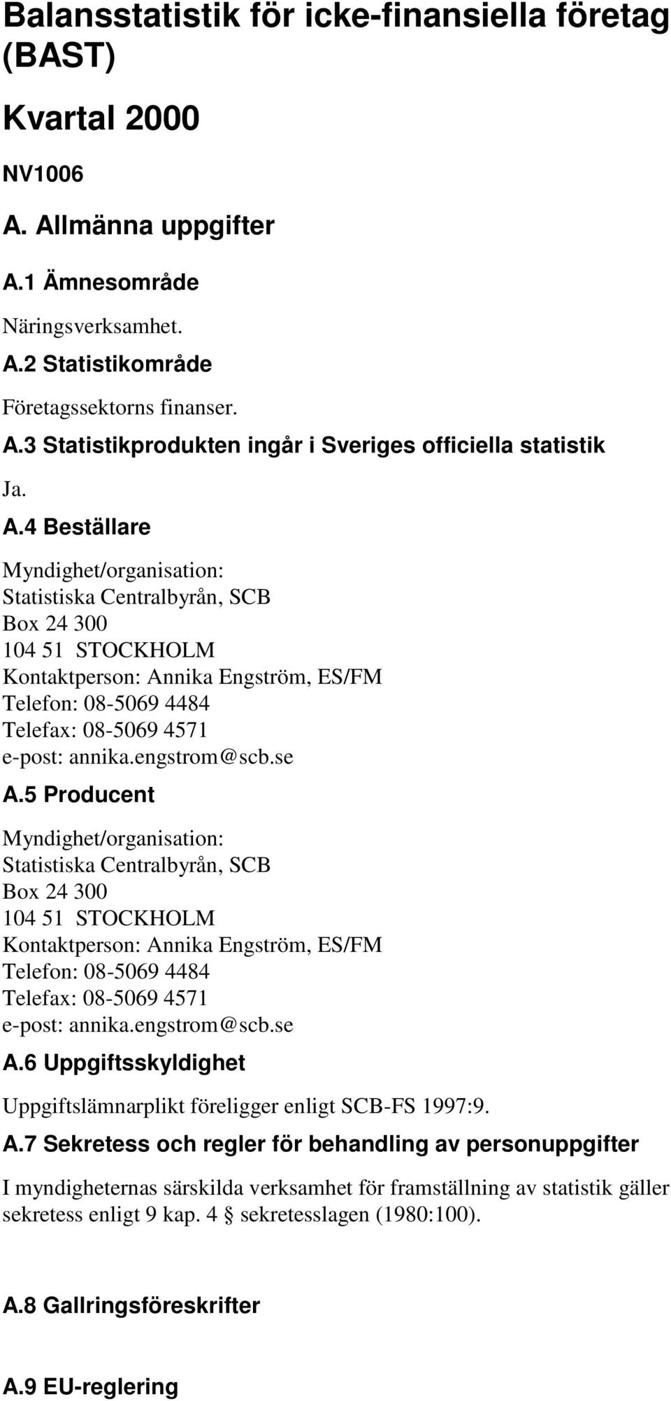 engstrom@scb.se A.