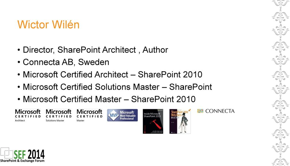 SharePoint 2010 Microsoft Certified Solutions