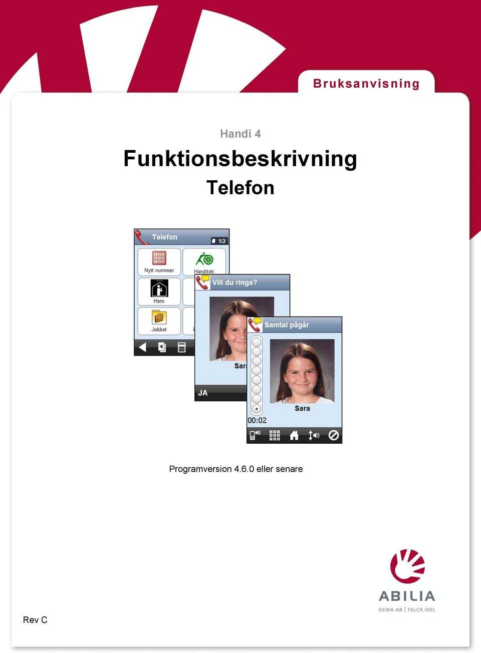 Telefon Programversion