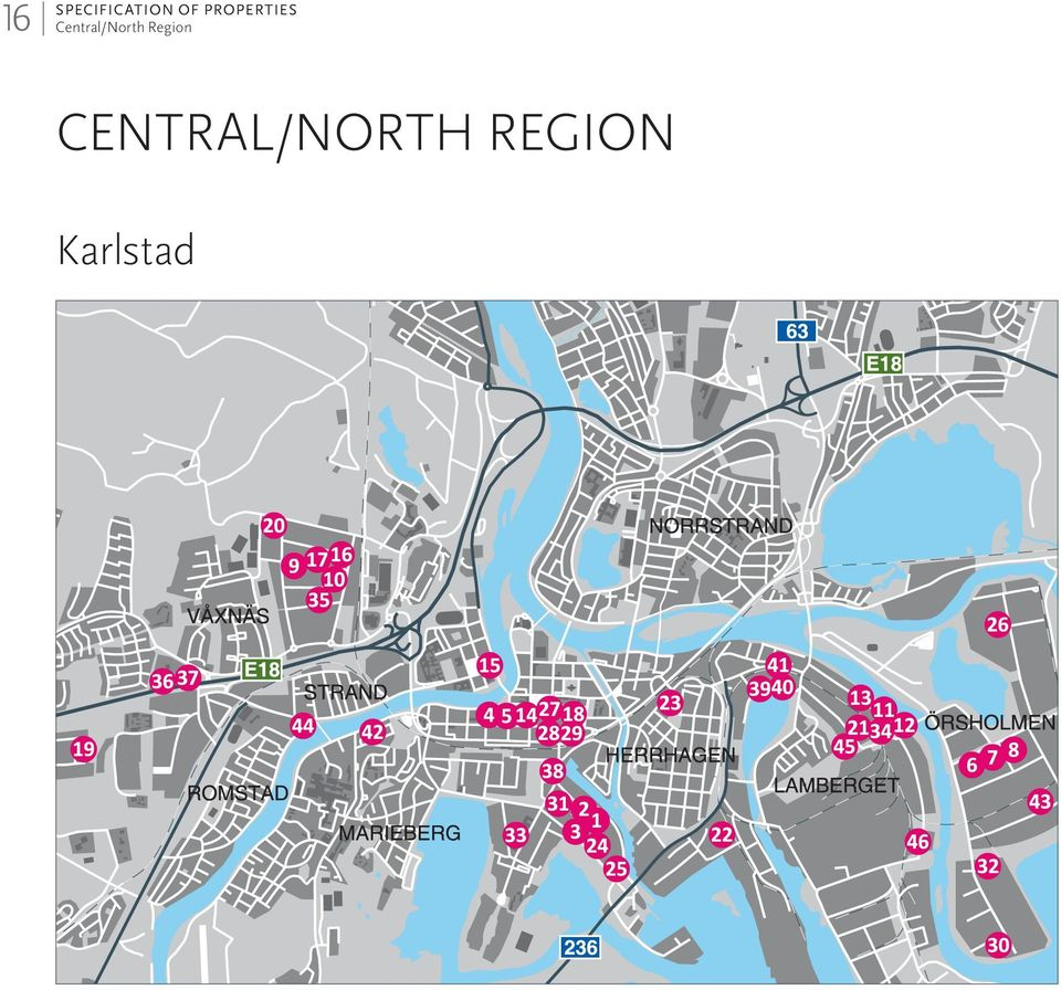 Central/North Region