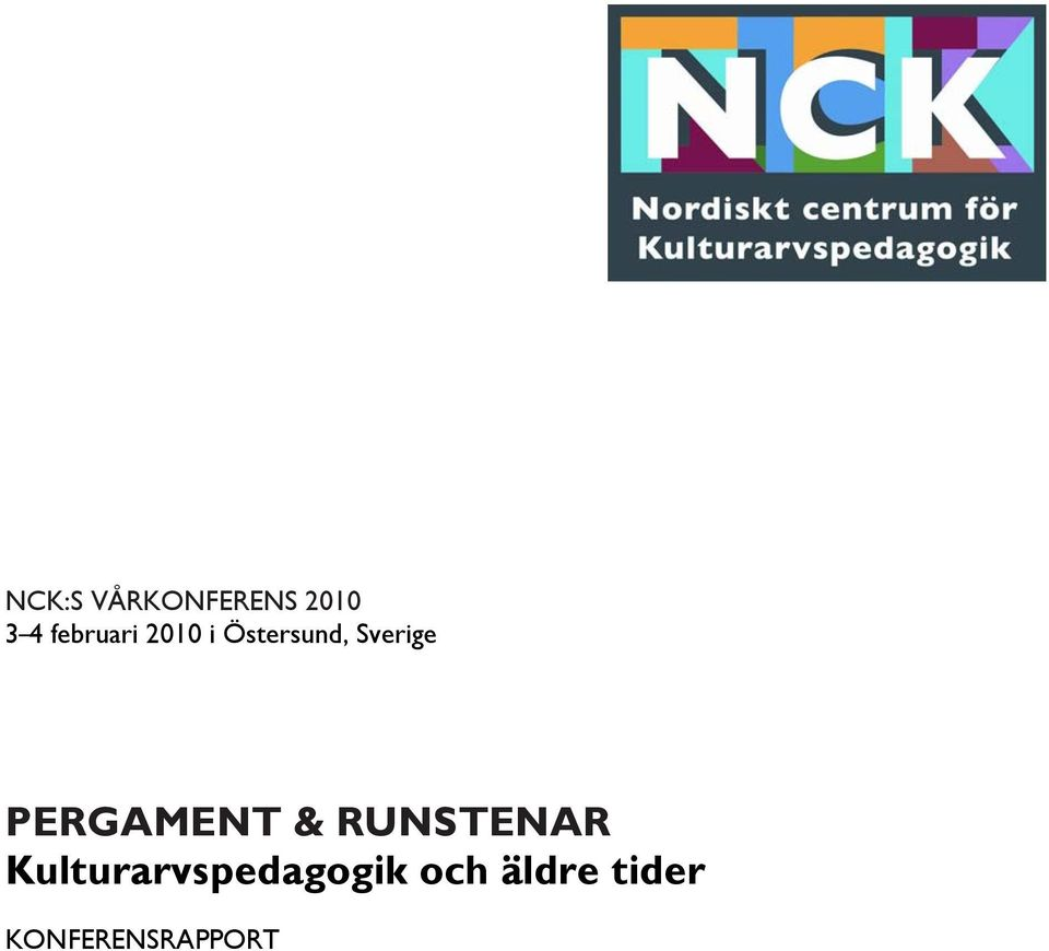 PERGAMENT & RUNSTENAR