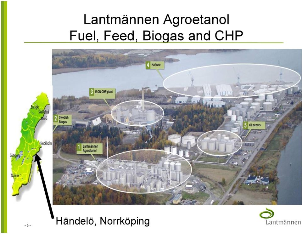 Feed, Biogas and
