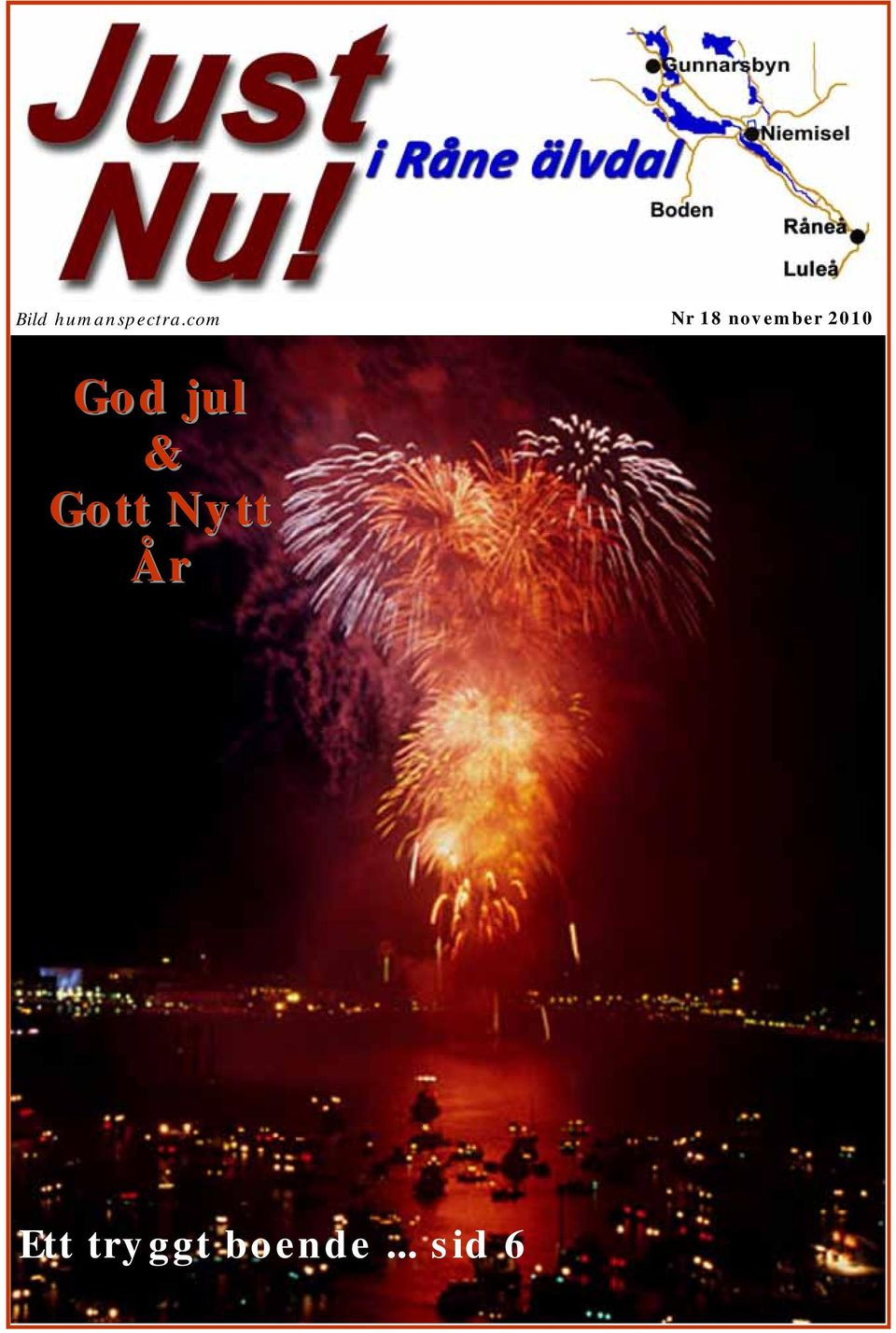 2010 God jul & Gott