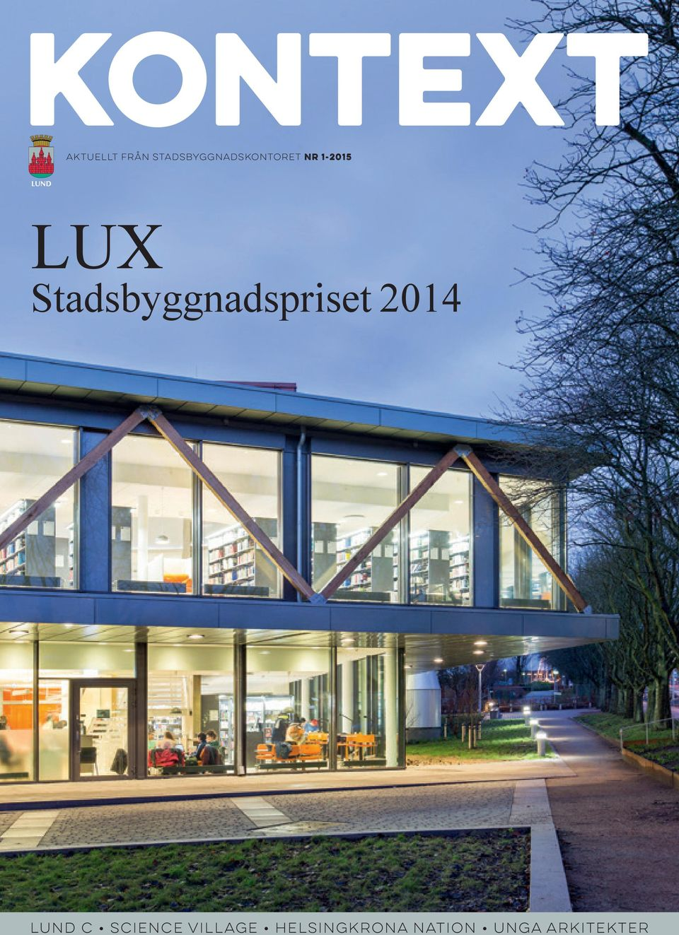 kontext nr 1-2015 1 Lund C science