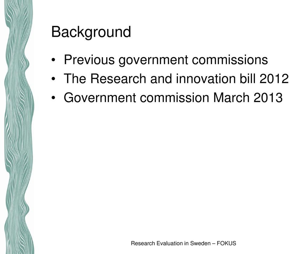 Research and innovation bill