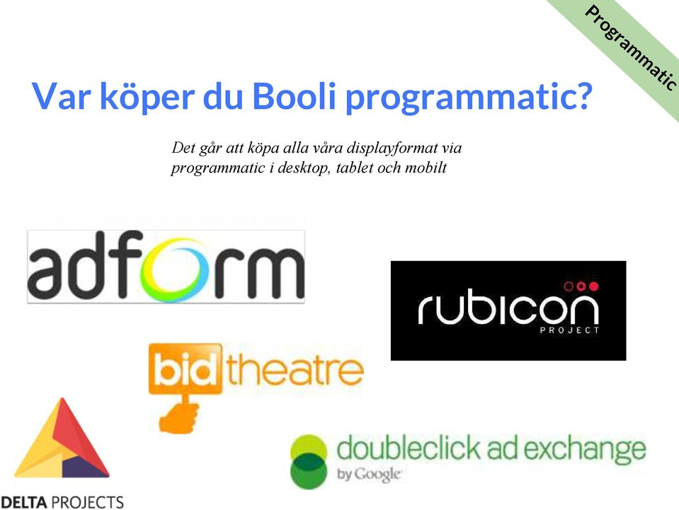 displayformat via programmatic i