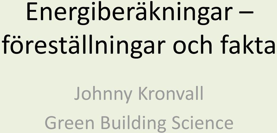 fakta Johnny