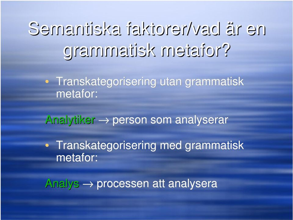 Analytiker person som analyserar