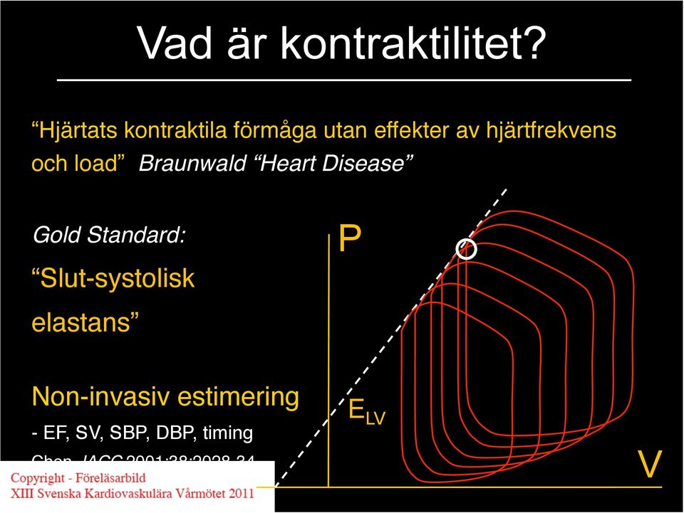 och load Braunwald Heart Disease! Gold Standard:!