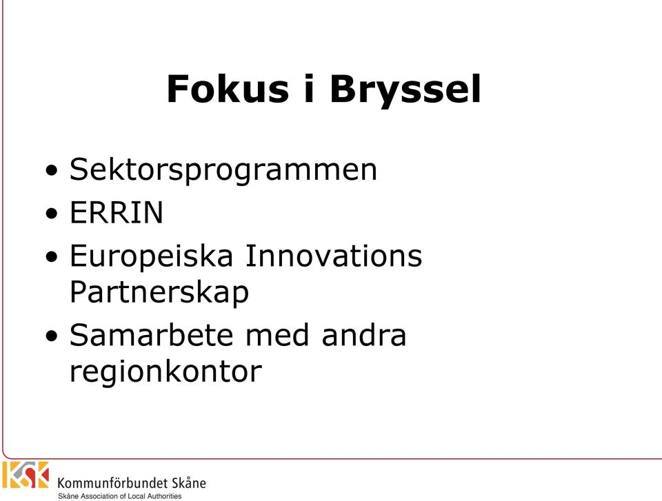 Europeiska Innovations