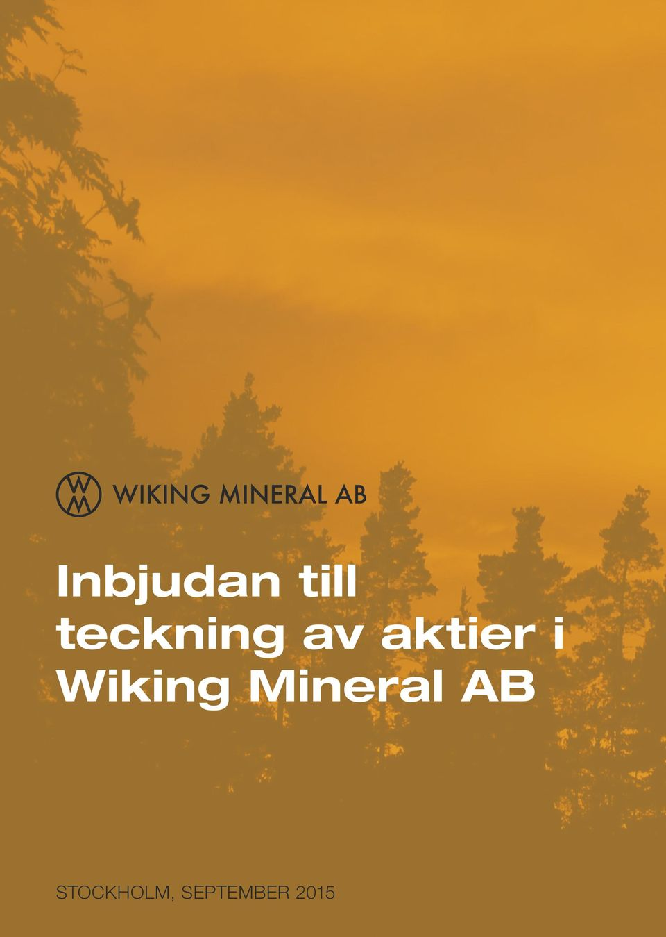 i Wiking Mineral AB