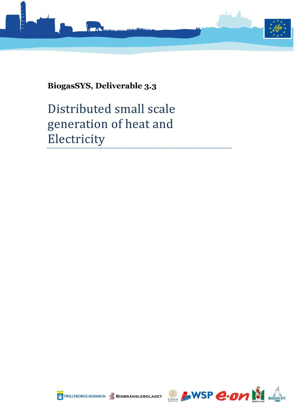 3 Distributed small