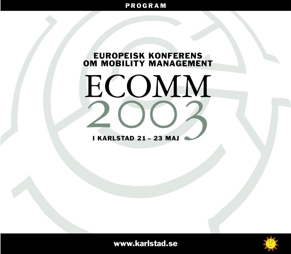 MANAGEMENT 2003 ECOMM I