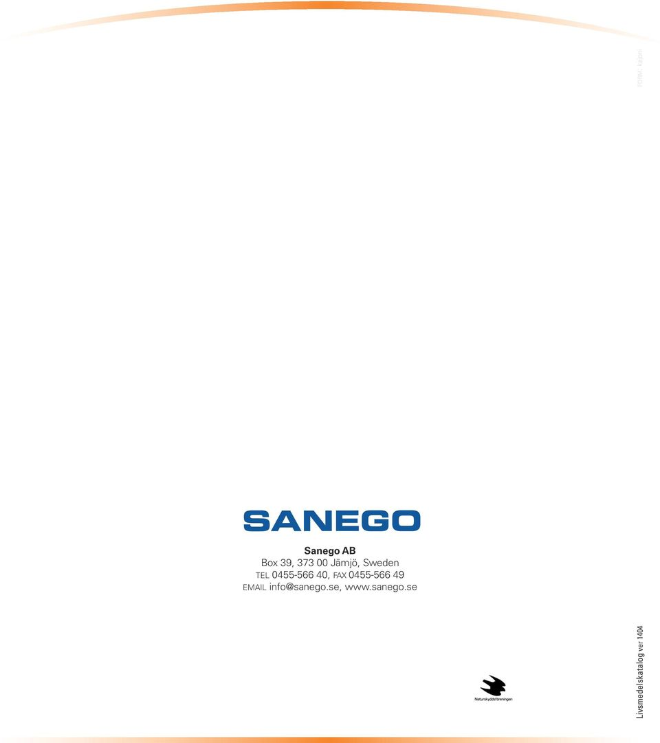 49 EMAIL info@sanego.