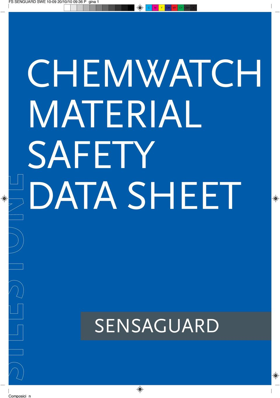 CHEMWATCH MATERIAL