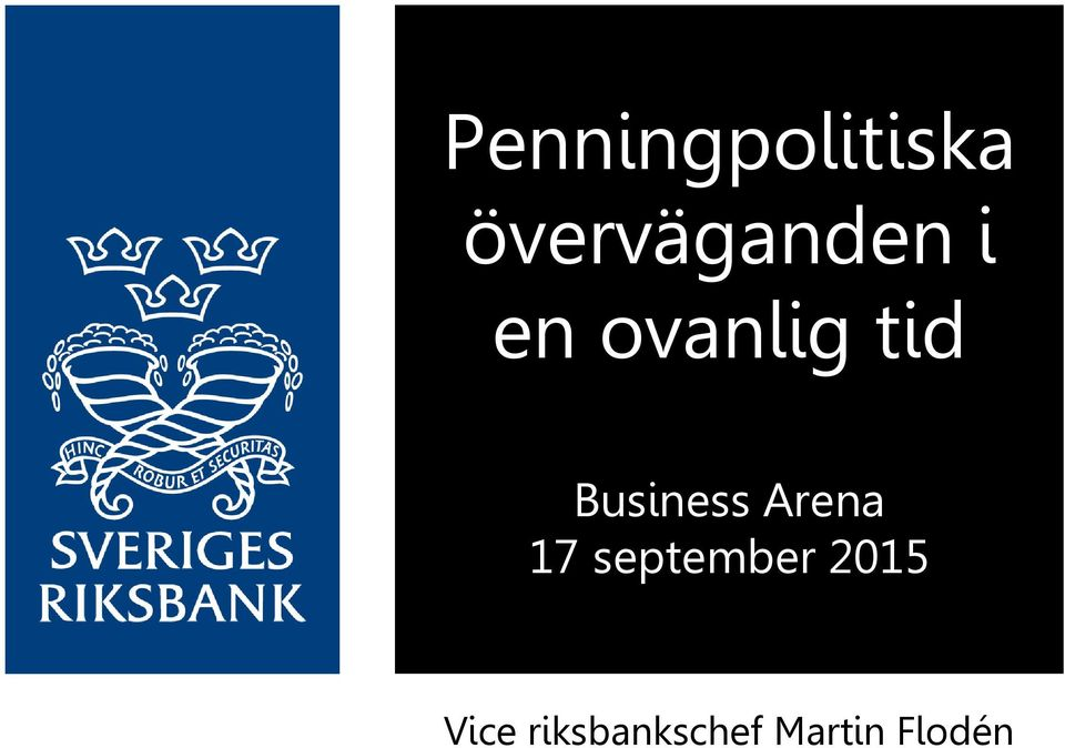 tid Business Arena 17