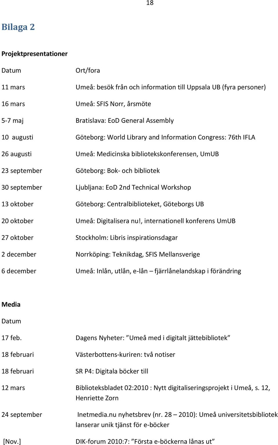 Technical Workshop 13 oktober Göteborg: Centralbiblioteket, Göteborgs UB 20 oktober Umeå: Digitalisera nu!