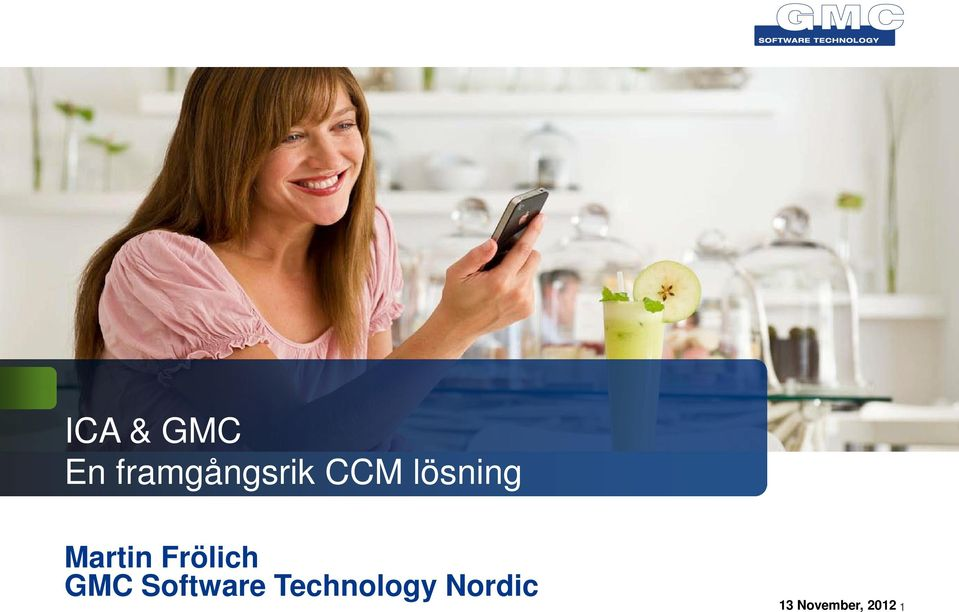 Frölich GMC Software