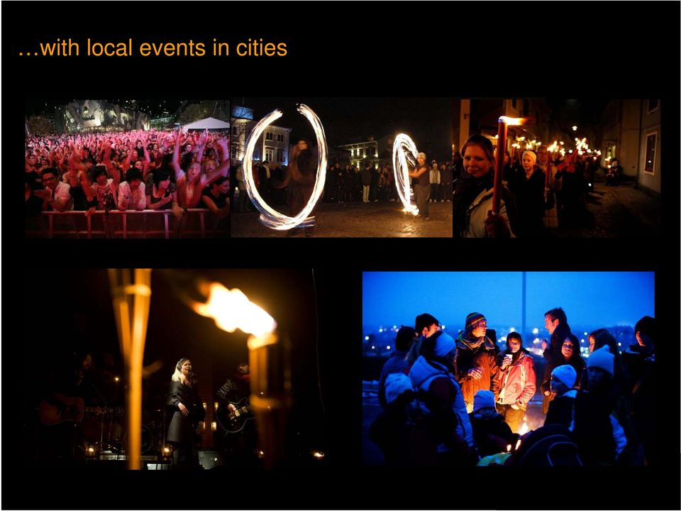 events in