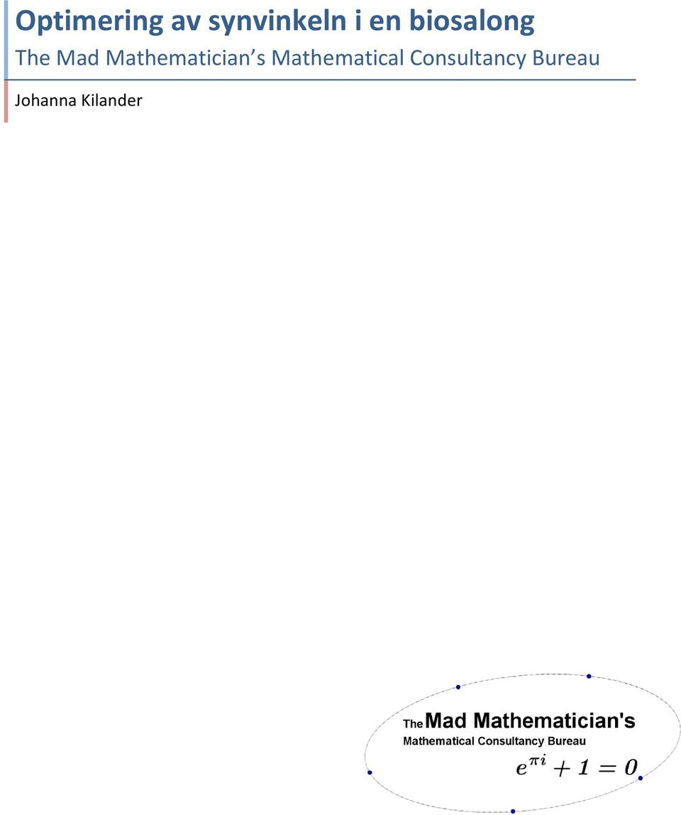 Mathematician s
