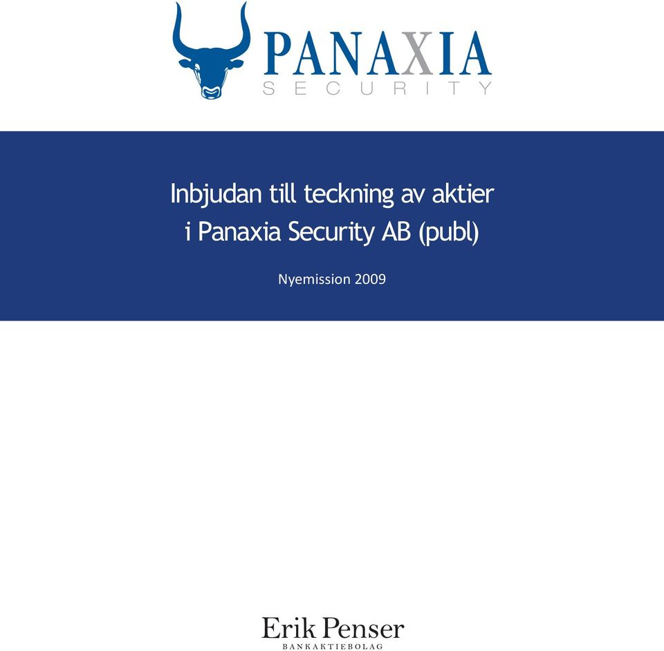 i Panaxia Security