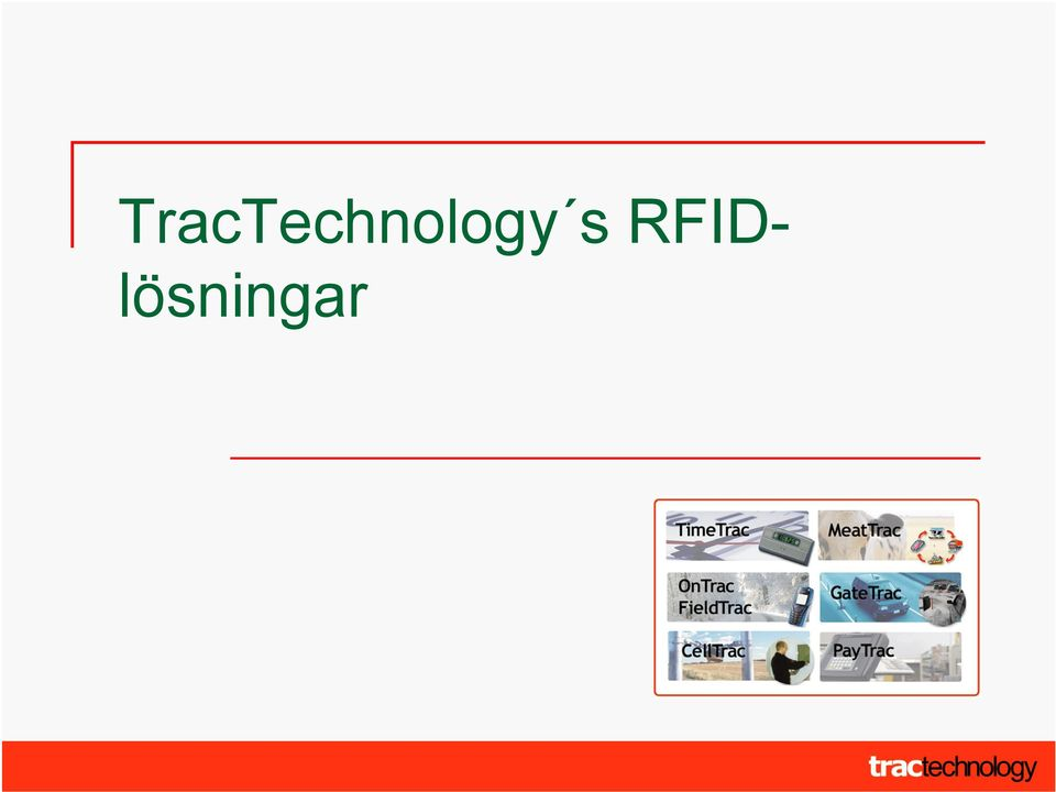 tractechnology