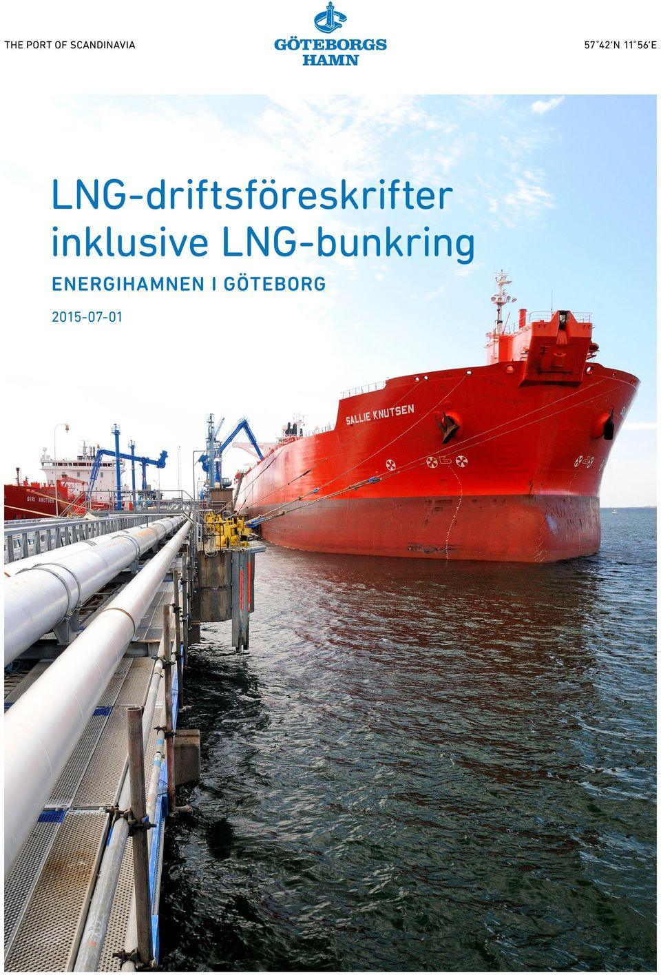 inklusive LNG-bunkring