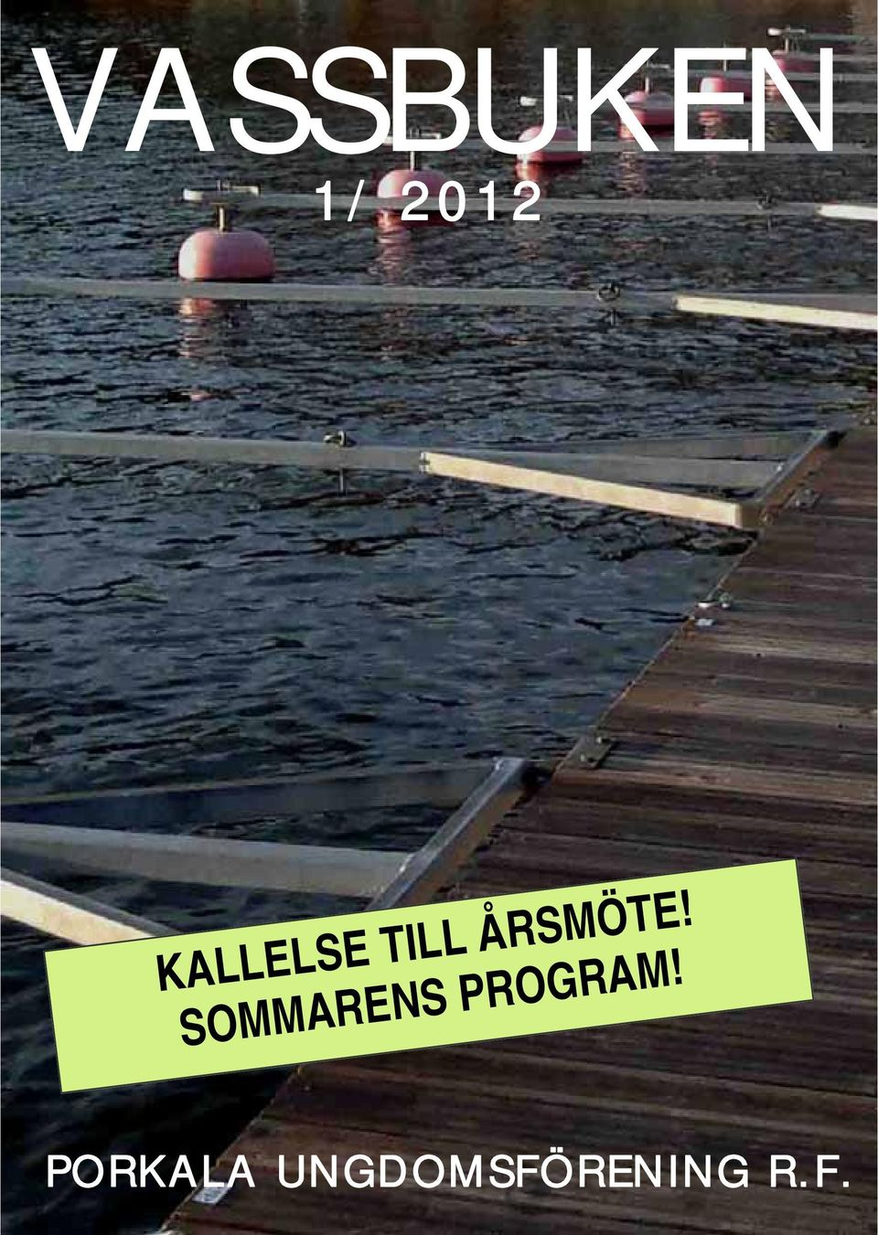 SOMMARENS PROGRAM!