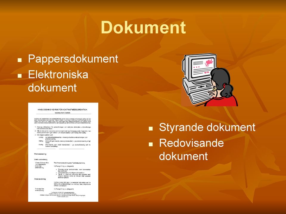 Elektroniska dokument