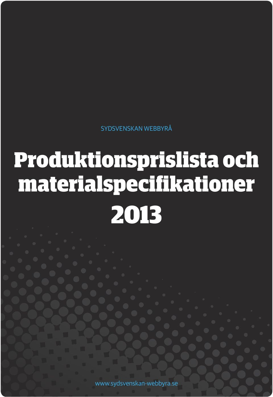materialspecifikationer