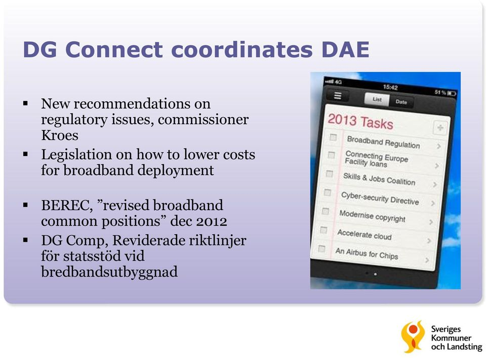broadband deployment BEREC, revised broadband common positions dec