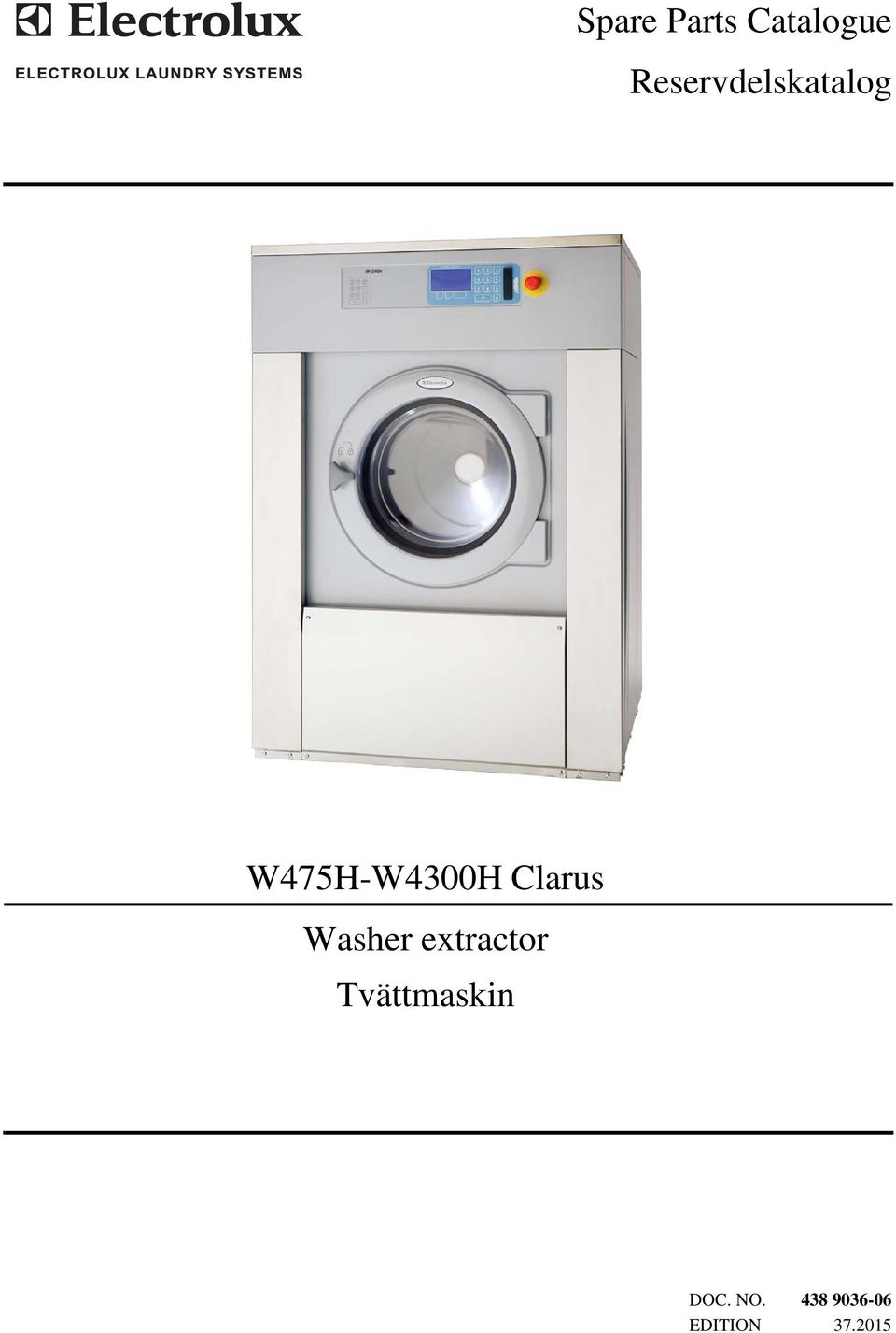 Clarus Washer extractor