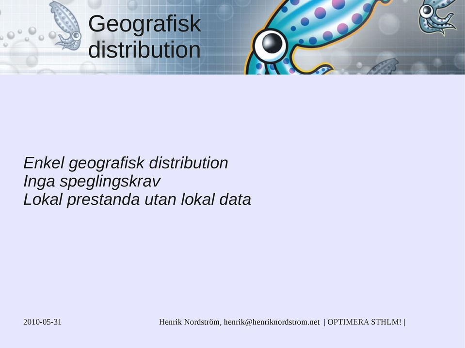 distribution Inga