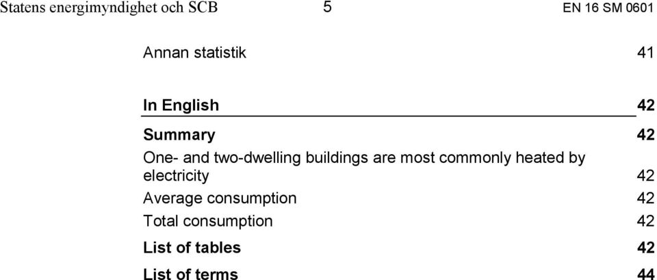 buildings are most commonly heated by electricity 42 Average