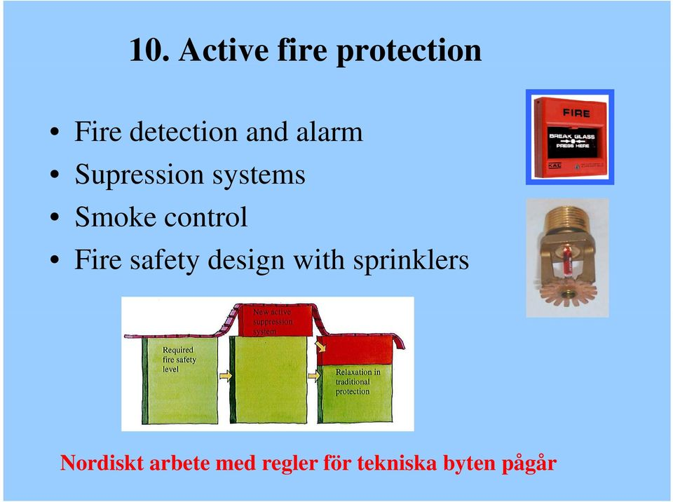 Smoke control Fire safety design with