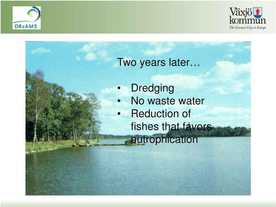 water Reduction of