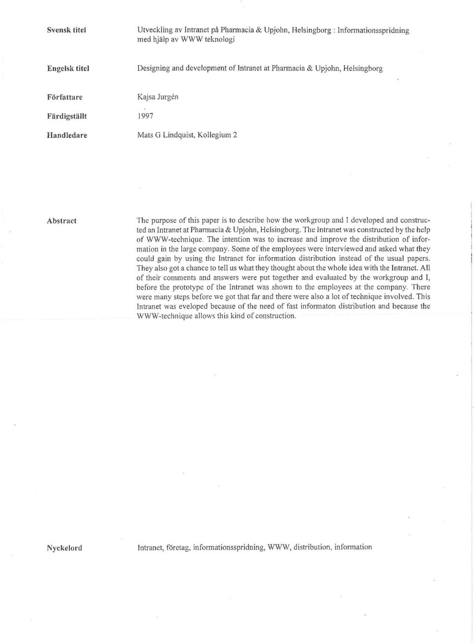 pharmacia essay Current issues in pharmacy and medical sciences formerly annales umcs sectio ddd pharmacia.