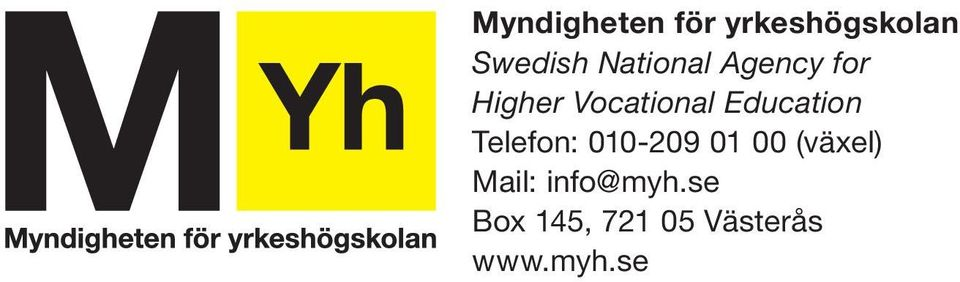 Mail: info@myh.