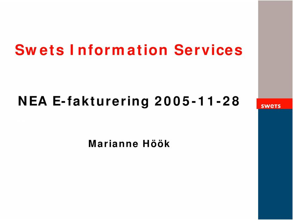 Services Marianne