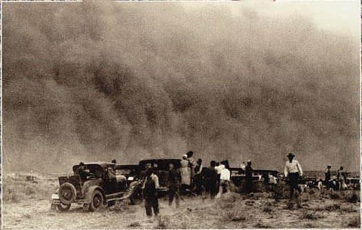 The Dust Bowl,